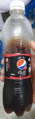 เครื่องดื่มปราศจากน้ำตาลเป๊ปซี่แมกซ์เทสต์ ราสเบอร์รี่ - Produit