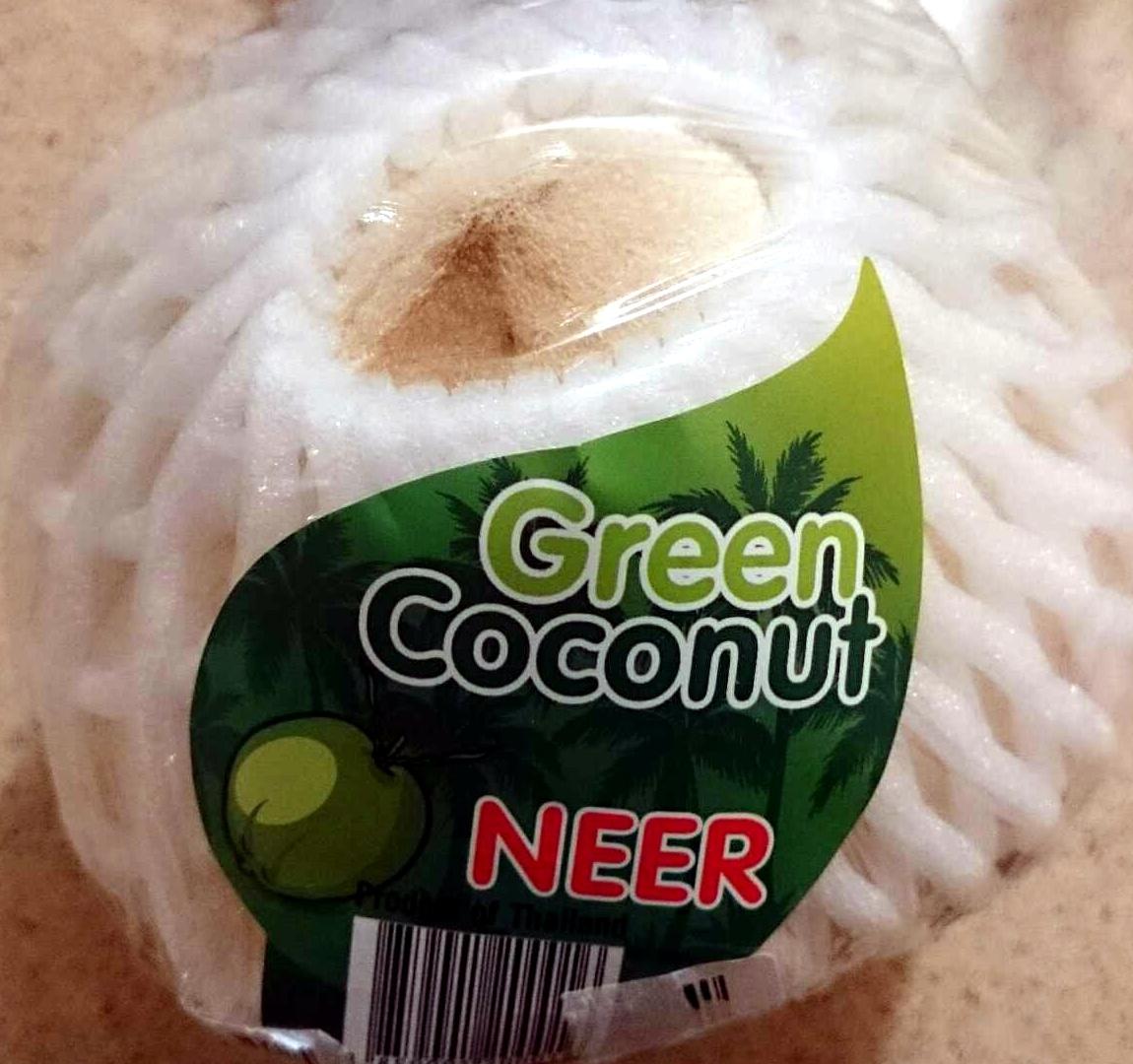 Green Coconut - Product - en