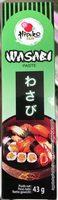Wasabi (pâte) - Product