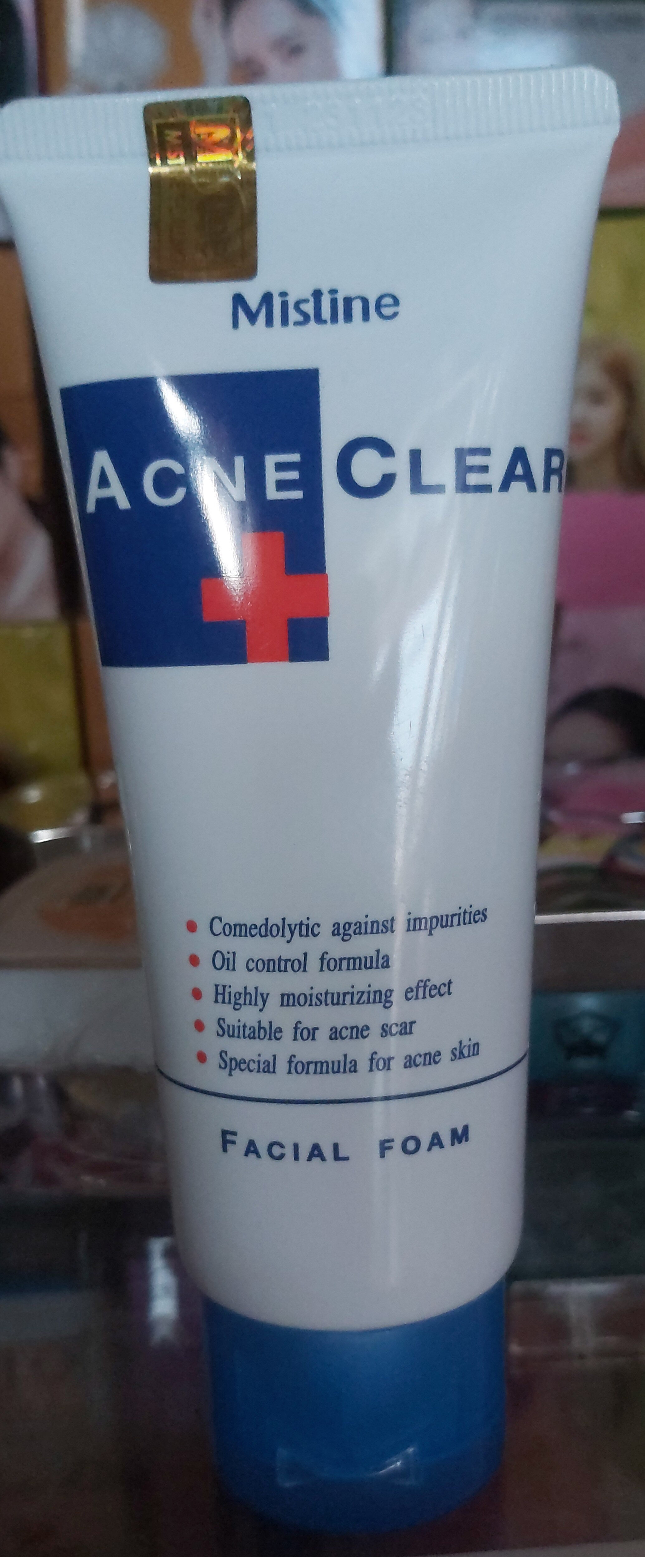 ACNE CLEAA - Product - km
