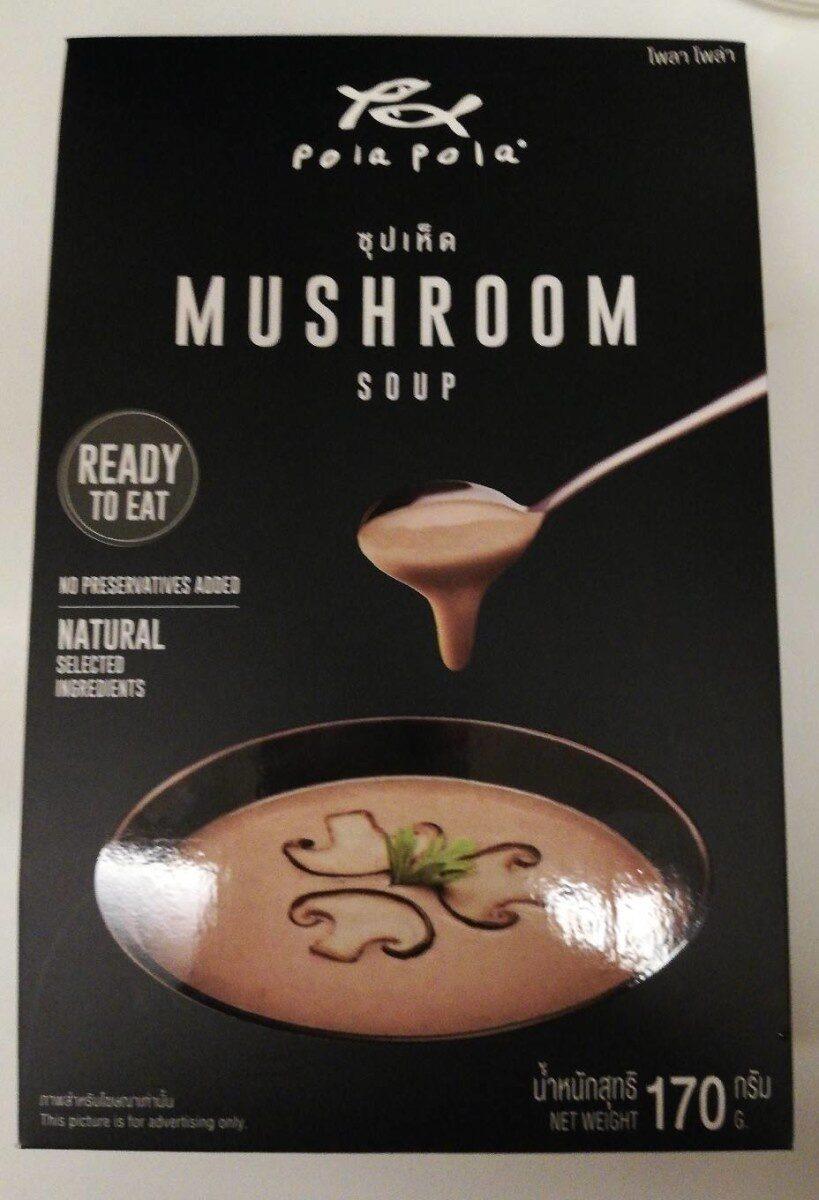 Mushroom soup - Produit - fr