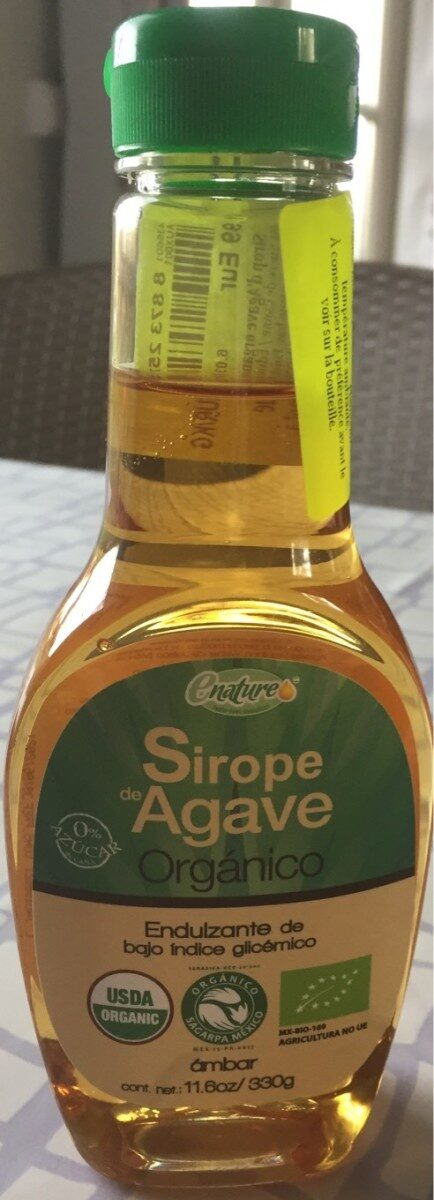 Sirop d'Agave organique - Product - fr