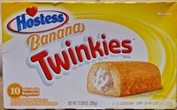 Twinkies Banana - Product