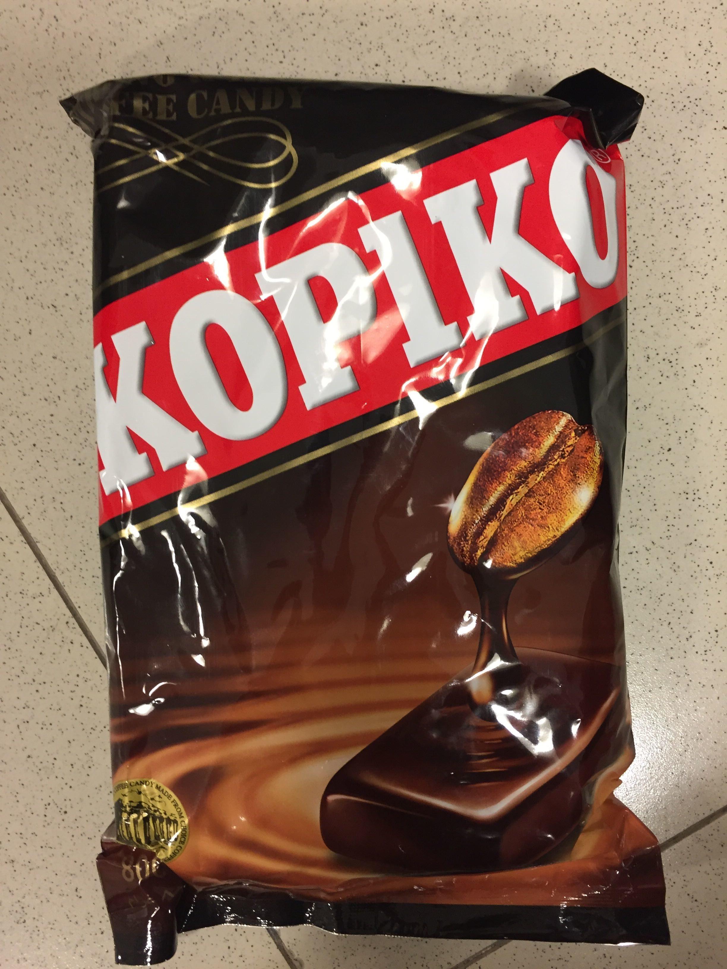 Kopiko - Producte