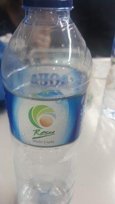 Aqua Botol - Bahan - en
