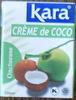 Crème de coco très onctueuse - Product