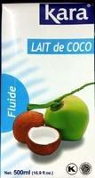 Lait de coco - Produit - fr