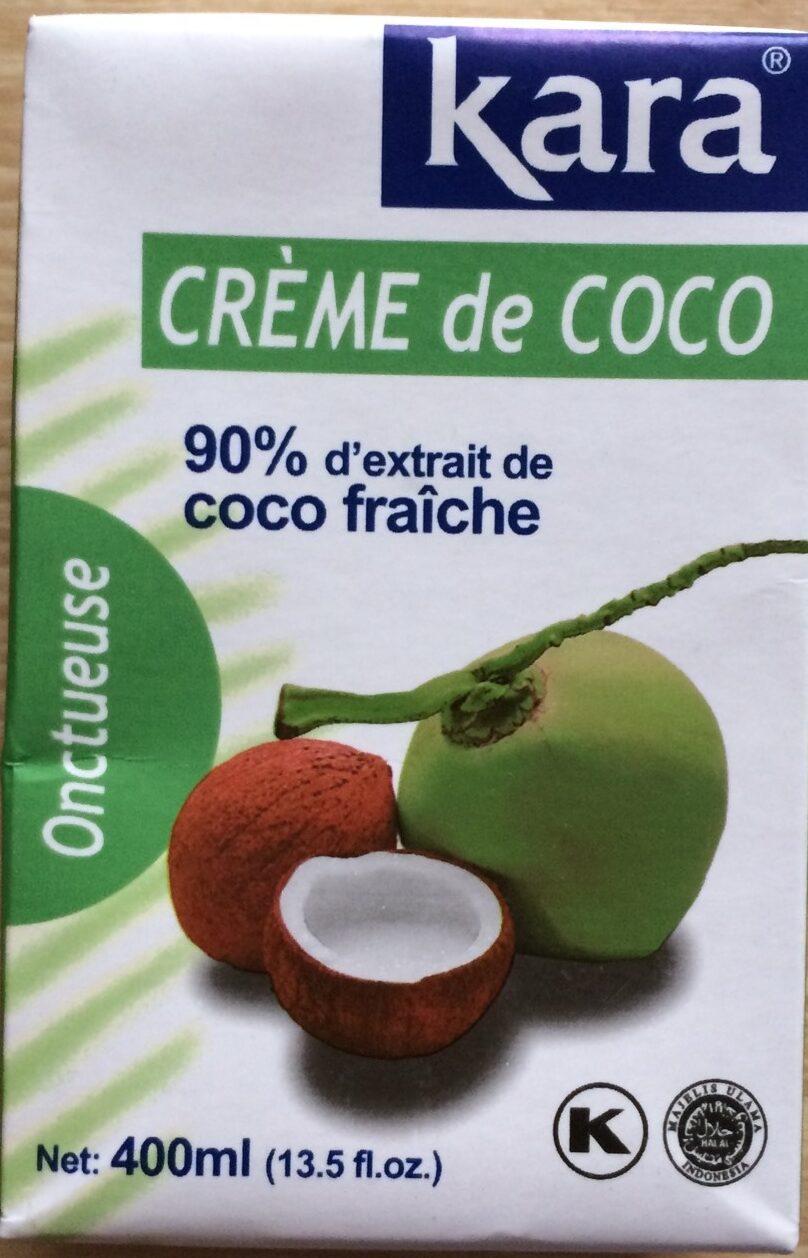 Crème de coco onctueuse - Product - fr