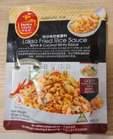 Laksa Fried Rice Sauce - Product