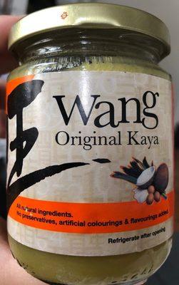 Wang Original Kaya - Product