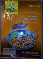 spice paste for indonesian mee goreng - Produkt