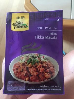 Tikka Masala Indio 12x50GR - Produkt