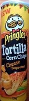 Tortilla Corn Chips - Cheese Supreme - Product