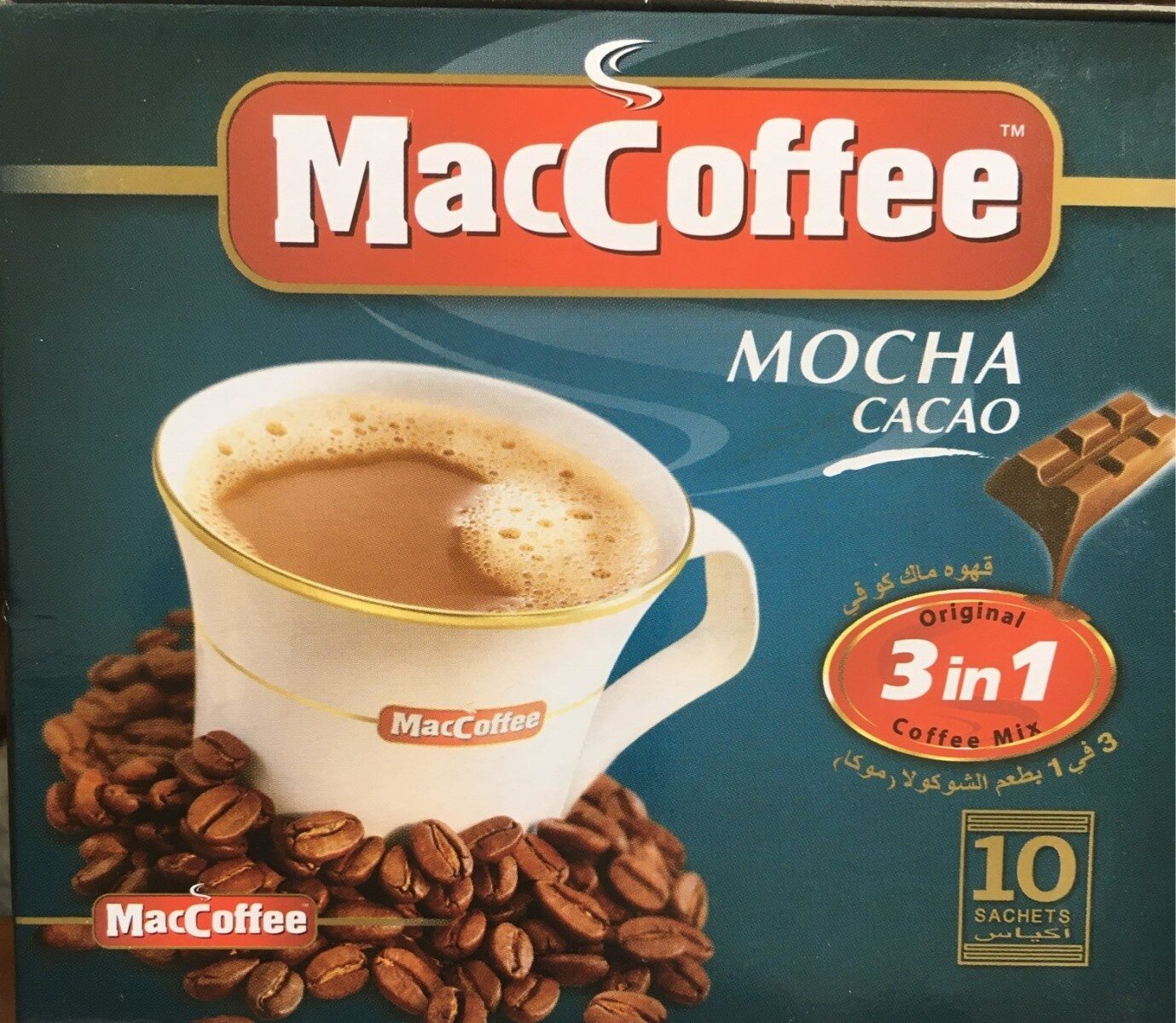MacCoffee - Produit - fr