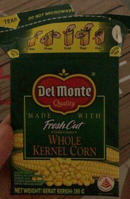 Whole kernel corn - 产品 - zh