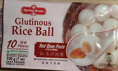 Glutinod rice ball - Produit - fr
