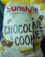 Chocolate & Cookies Wholemeal Soft Bun - Product - en