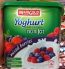 Yoghurt mixed berries - Produit