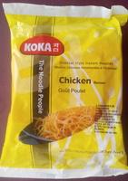 Nouilles chinoises instantanées à l'orientale - Goût poulet - Produto - fr