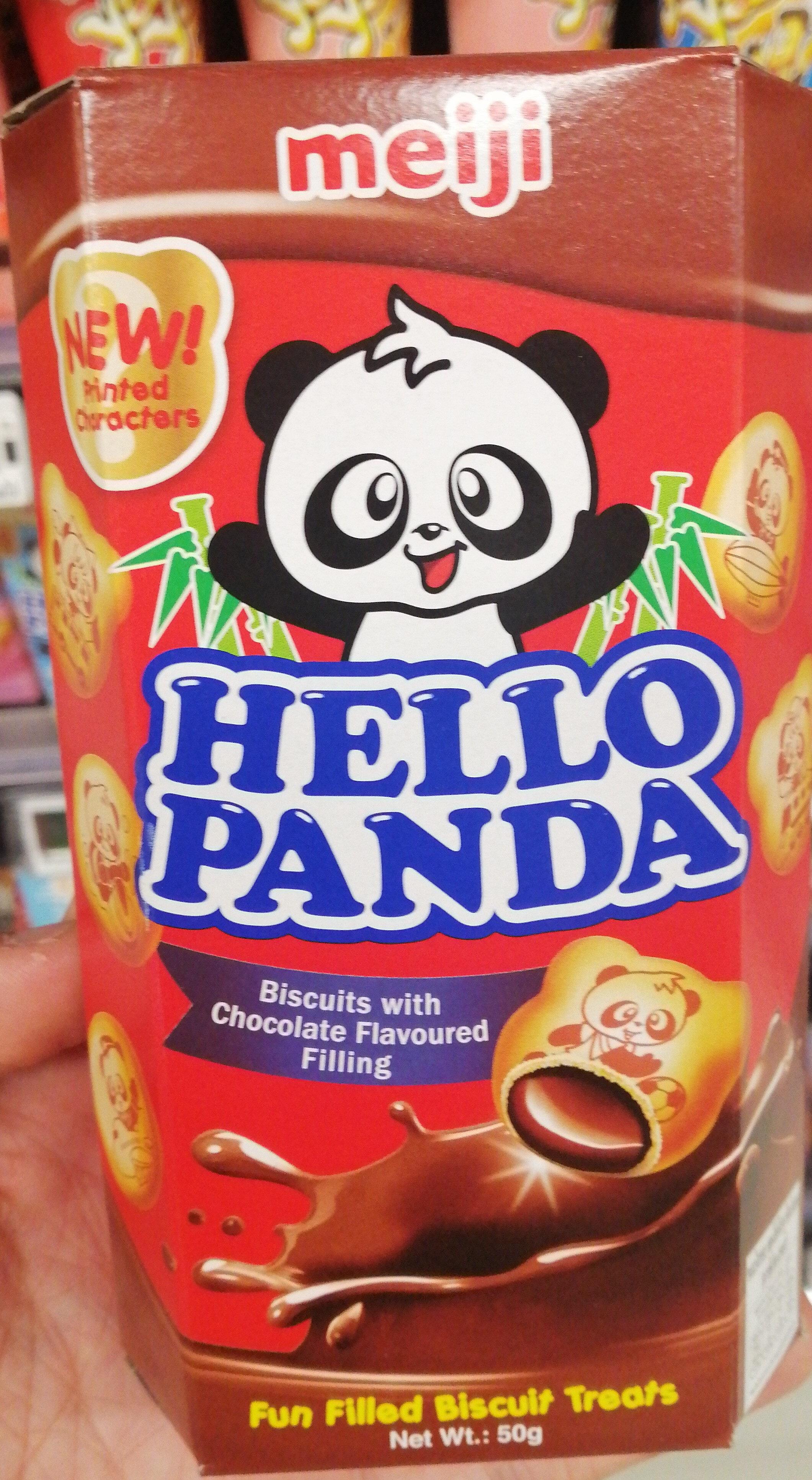 Hello Panda - Chocolate - Product