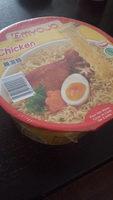 noodles au poulet - Product