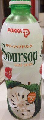 Soursop - Produit - fr