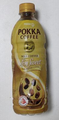 Milk Coffee Less Sweet - Product - en