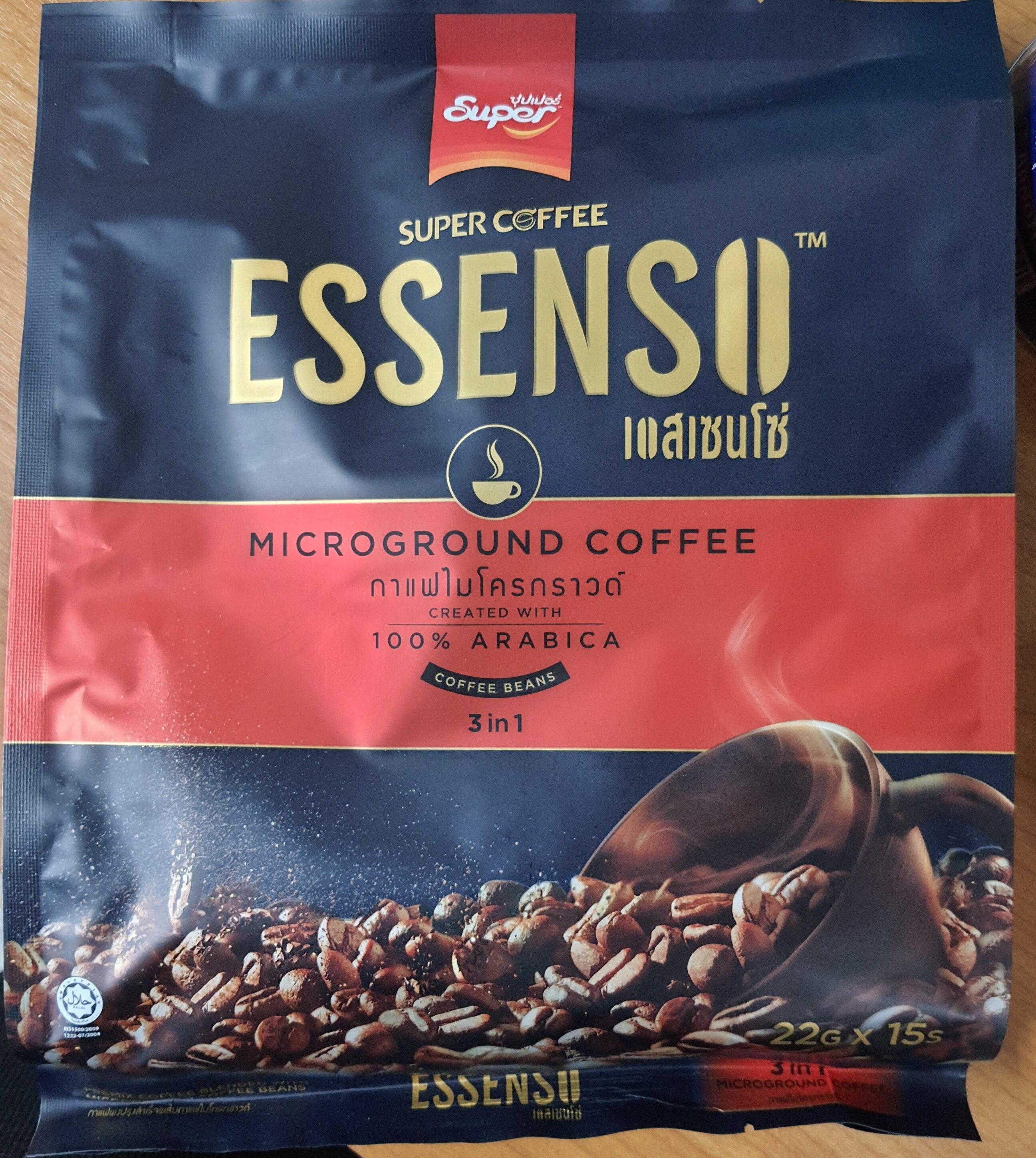 กาแฟไมโครกราวด์ อาราบีก้า 3-1 - Prodotto - th