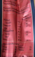 กาแฟไมโครกราวด์ อาราบีก้า 3-1 - Valori nutrizionali - th