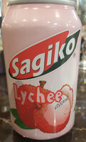Sagiko Lychee Drink - Produit