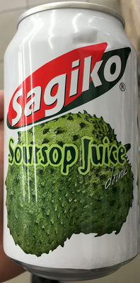 calorie Soursop Juice drink