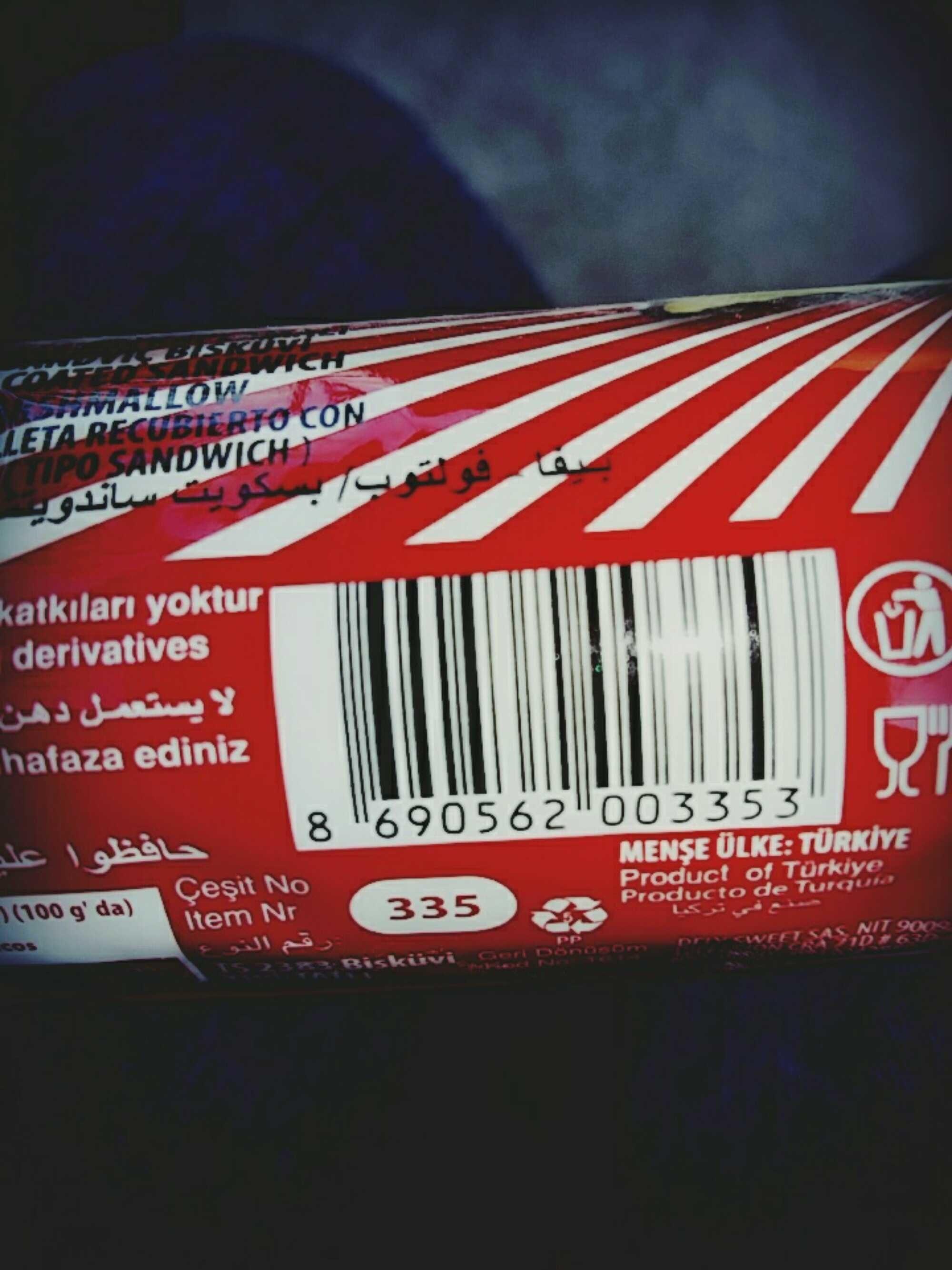- Ürün