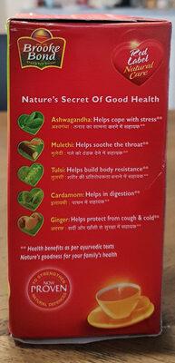Brooke Bond Red Label Natural Care Flavoured Tea - Product - en