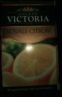 Royale lemon - Produit - fr
