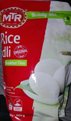 Rice Idli (Ready Mix) - Product - fr