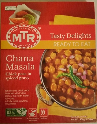 MTR Chana Masala - Product