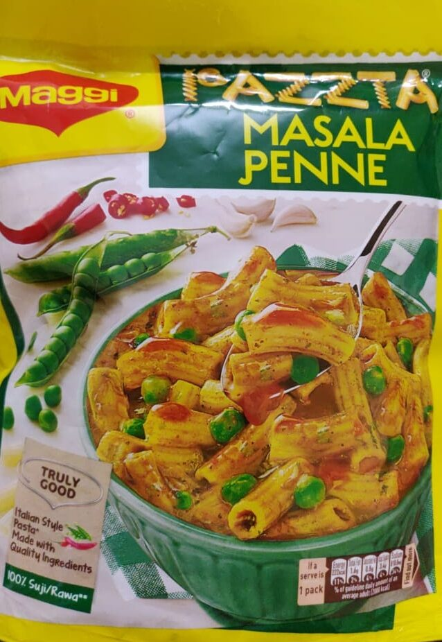 Maggi pazzta masala penne - Product - en