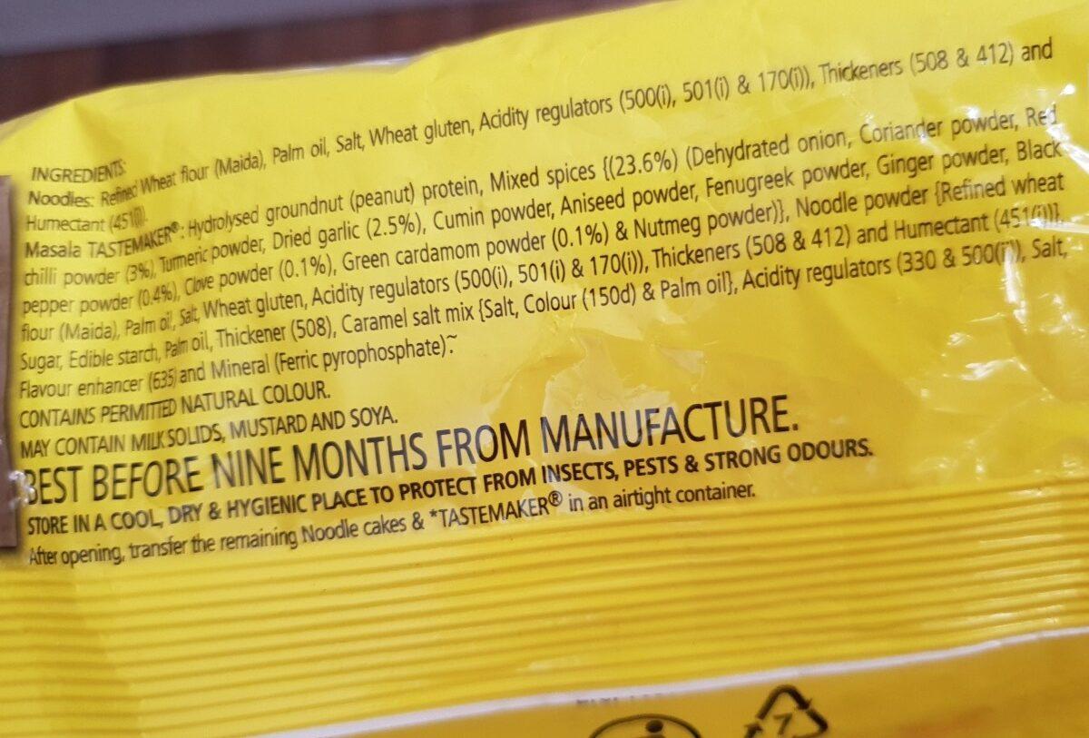 Maggi Masala 2 Minute Noodles - 420 GM - Producte - fr
