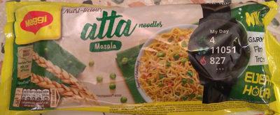 Maggi Atta noodle - Masala - Produit