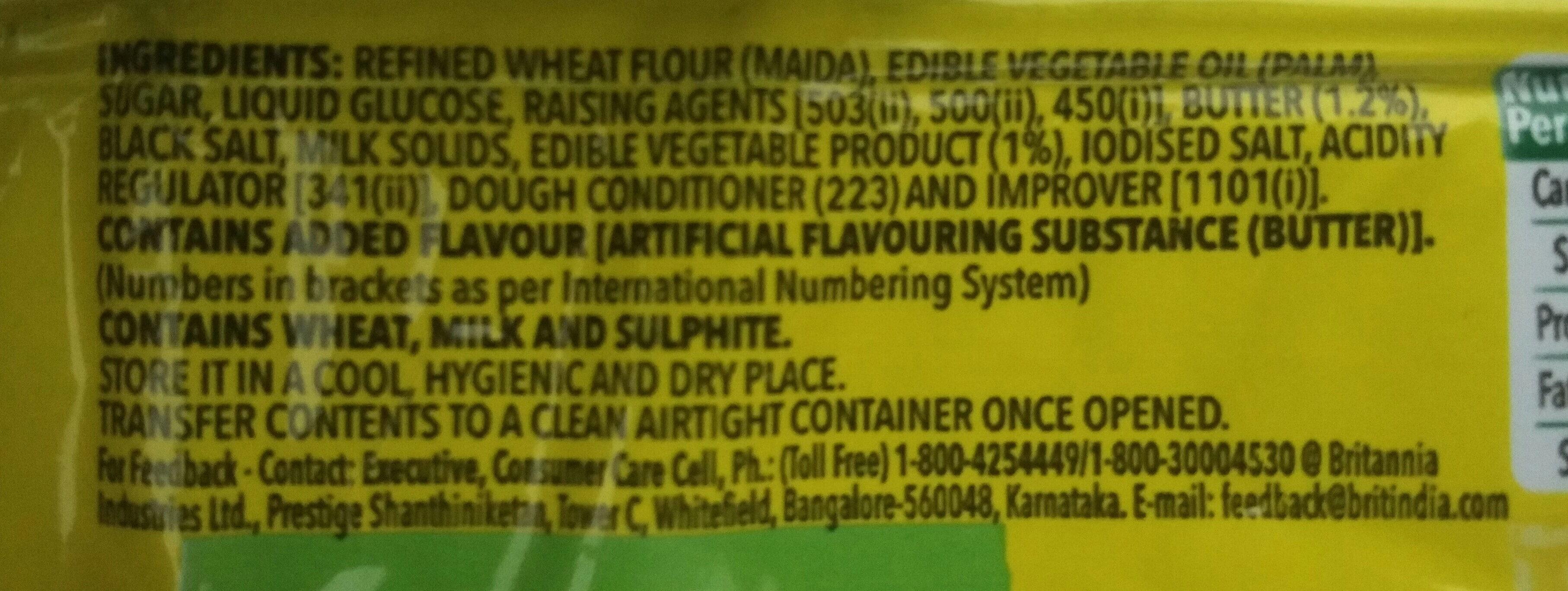 50-50 - Ingredients - en