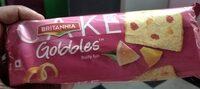 britania cake gobbles fruity fun - Ingredients - en