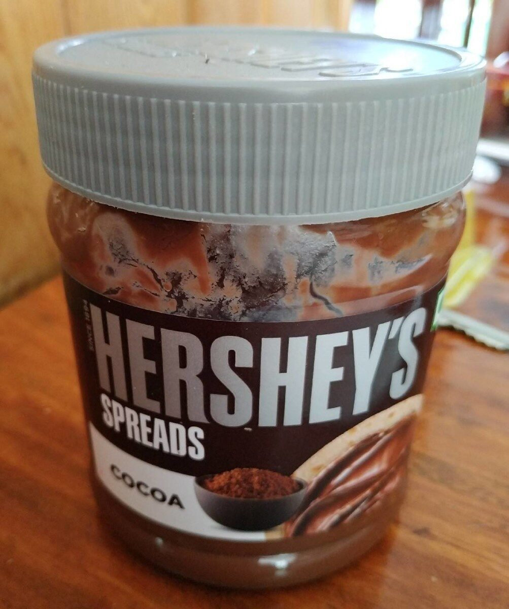 Hershey's spread cocoa - Sản phẩm - fr