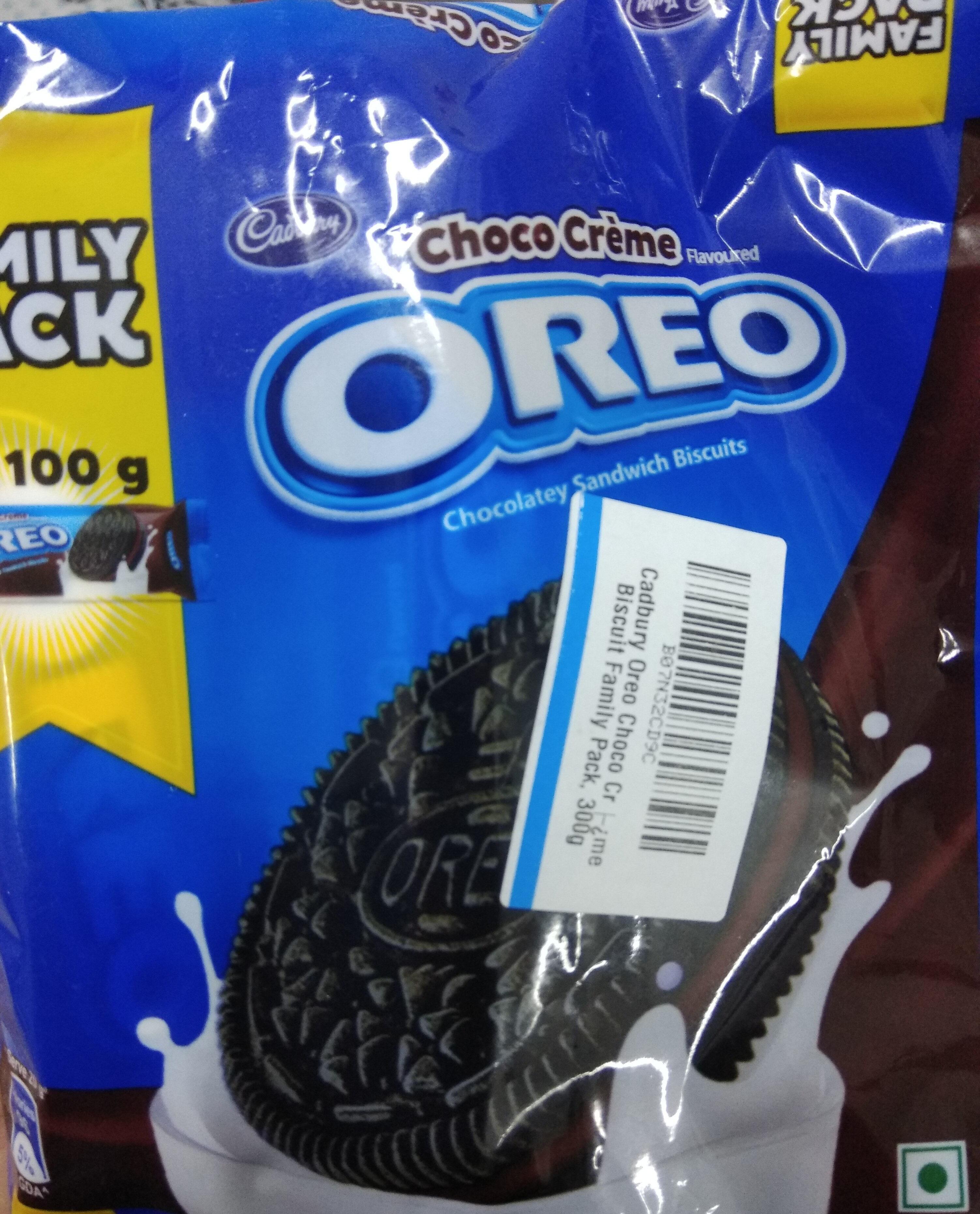 Cadbury Choco Creme Oreo - Product - en