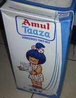 Amul Taaza - Product - en