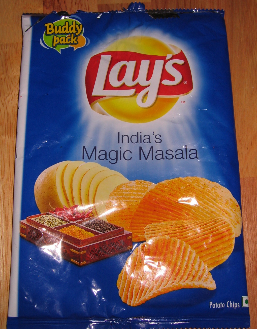 India's Magic Masala (buddy pack) - Product - en