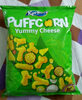 Puffcorn Yummy Cheese - Produit