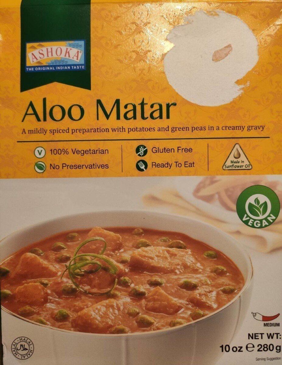 Ashoka Aloo Matar - Produit - de
