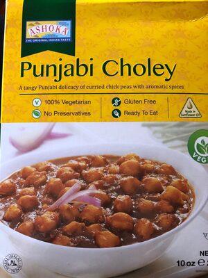 Punjabi Choley - Produit