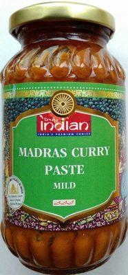 Madras Curry Paste mild - Product - de