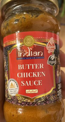 Butter Chicken Sauce - Product - de